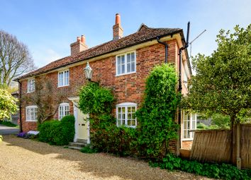 Thumbnail 4 bed detached house for sale in Church Lane, Hambledon