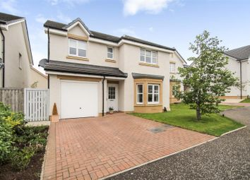 Thumbnail 4 bed detached house for sale in Hillend Road, Winchburgh, Broxburn