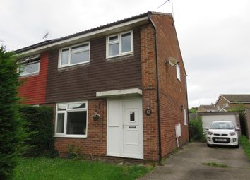 Thumbnail 3 bed semi-detached house for sale in Wentworth Way, Dinnington, Sheffield