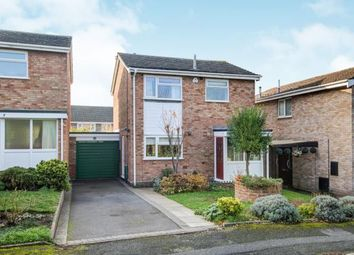 Thumbnail 3 bed link-detached house for sale in Drakes Lea, Evesham, Worcestershire