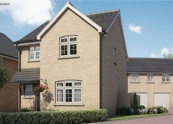 Thumbnail 3 bed detached house for sale in The Parnall At Chiswell Place, New Cardington, Bedfordshire