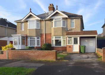Thumbnail 2 bed semi-detached house for sale in Rosewall Road, Southampton, Hampshire