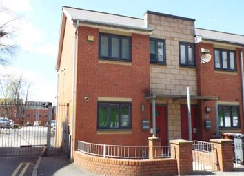 Thumbnail 2 bedroom terraced house for sale in Leaf Street, Hulme, Manchester, Greater Manchester