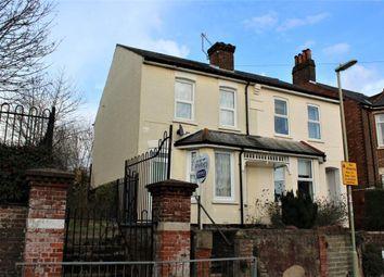 Thumbnail 3 bed end terrace house for sale in Newport Road, Aldershot