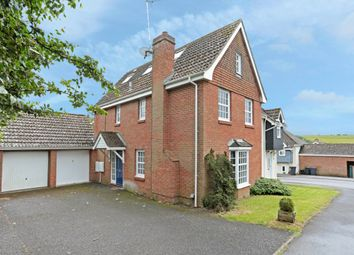 Thumbnail 3 bed semi-detached house to rent in Aubrey Close, Marlborough