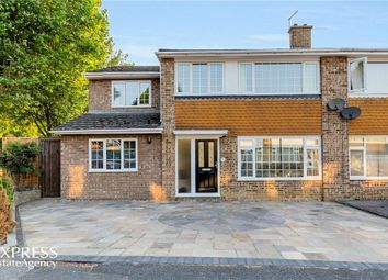 Thumbnail 4 bed semi-detached house for sale in Chilham Road, Maidstone, Kent