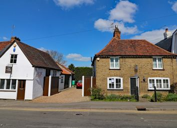 Thumbnail 4 bed detached house for sale in Harlow Road, Roydon, Harlow