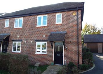 Thumbnail 3 bedroom semi-detached house for sale in Burghfield, Reading, Berkshire