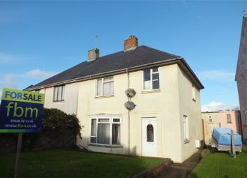 Thumbnail 3 bed semi-detached house for sale in St Annes Crescent, Pembroke, Pembrokeshire
