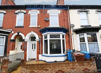 Thumbnail 4 bed terraced house for sale in Park Grove, Princes Avenue, Hull