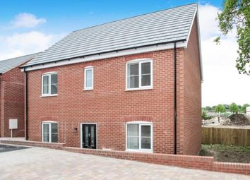 Thumbnail 4 bed detached house for sale in Moorbrooke, 12 Silverbirch Close, Hartshill, Nuneaton