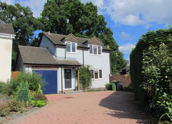 Thumbnail 4 bed detached house for sale in Portchester Rise, Eastleigh