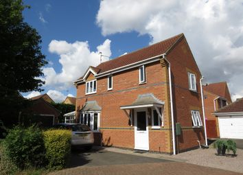 Thumbnail 3 bed detached house for sale in Moorgate Close, Morton, Bourne