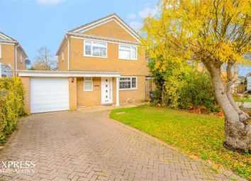 Thumbnail 4 bedroom detached house for sale in Hertford Court, Little Billing, Northampton