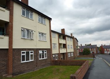 Thumbnail 2 bed flat to rent in Castlefields, Oswestry