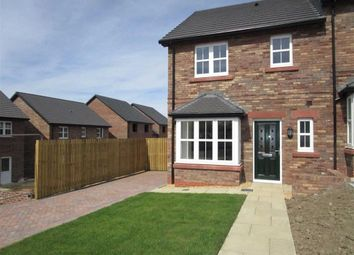 Thumbnail 3 bed semi-detached house to rent in Waters Edge Close, Whitehaven