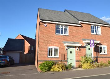Thumbnail 2 bed semi-detached house for sale in Orchard Drive, Hollygate Park, Cotgrave