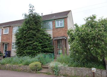 Thumbnail 2 bed end terrace house for sale in Heathcote Road, Staple Hill, Bristol
