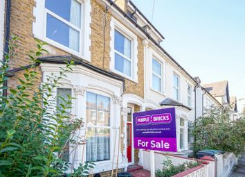 Thumbnail 3 bed terraced house for sale in Truro Road, London