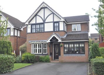 Thumbnail 4 bed detached house for sale in Rayners Close, Stalybridge