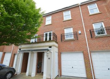 Thumbnail 3 bedroom terraced house for sale in Sarah West Close, Norwich