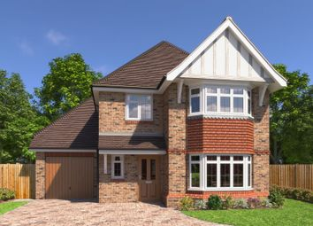 Thumbnail 4 bedroom detached house for sale in Copthorne Bank, Copthorne, Crawley