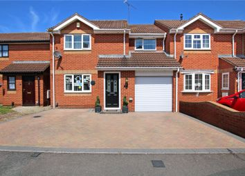 Thumbnail 4 bed link-detached house for sale in Rainer Close, Stratton, Wiltshire