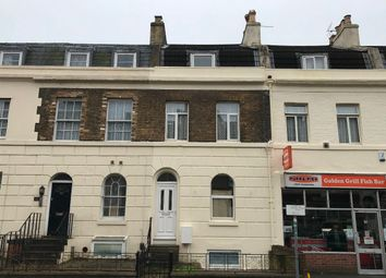 Thumbnail 3 bed terraced house to rent in Folkestone Road, Dover