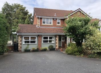Thumbnail 4 bed detached house to rent in The Foxes, Sutton Heights, Telford