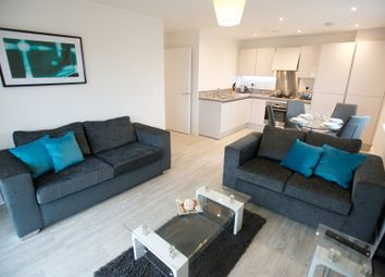 Thumbnail 2 bed flat for sale in Plot 3, Bowman House, Queensgate, Farnborough, Hampshire