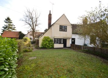 Thumbnail 2 bed end terrace house to rent in Gosfield, Halstead, Essex