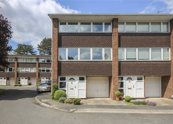 Thumbnail 3 bedroom end terrace house for sale in Old Rectory Close, Harpenden, Hertfordshire