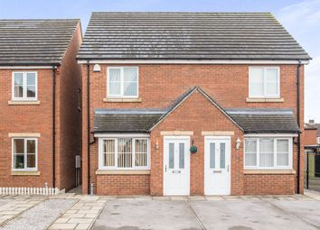 Thumbnail 2 bedroom semi-detached house for sale in St. Mathew Way, Leeds
