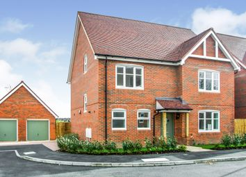 Thumbnail 4 bed detached house for sale in The Foxglove, Wildflower Rise, Mansfield