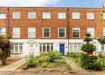 Thumbnail 4 bedroom terraced house to rent in Blenheim Gardens, Kingston Upon Thames
