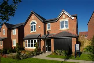 Thumbnail 4 bed detached house for sale in Warmingham Lane, Middlewich, Cheshire