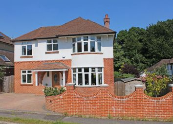 Thumbnail 4 bedroom detached house for sale in Chetwynd Drive, Southampton