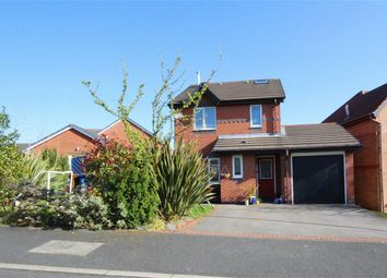 Thumbnail 4 bed detached house for sale in Buckland Drive, Wigan, Lancashire