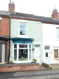 Thumbnail 3 bed terraced house for sale in Percival Street, Worksop