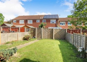 Thumbnail 3 bed terraced house to rent in Brettingham Close, Bewbush, Crawley