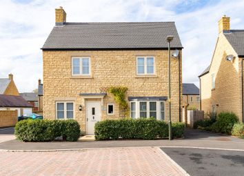 Thumbnail 4 bedroom detached house for sale in Halifax Way, Moreton In Marsh, Gloucestershire