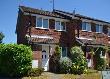 Thumbnail 2 bed end terrace house for sale in Tarragon Close, Farnborough