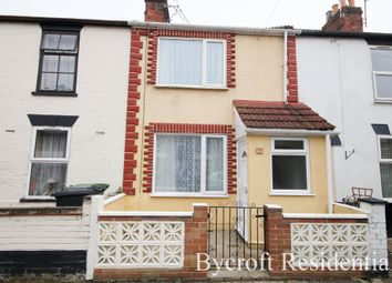 Thumbnail 3 bed terraced house for sale in Ordnance Road, Great Yarmouth
