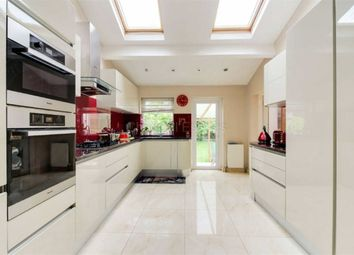 Thumbnail 5 bed semi-detached house for sale in Woodlands Avenue, Wanstead, London