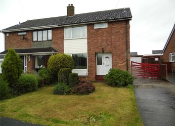Thumbnail 3 bed semi-detached house for sale in Cumbrian Way, Wakefield, West Yorkshire
