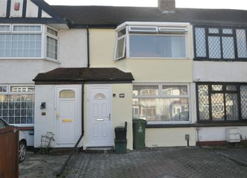 Thumbnail 2 bed terraced house to rent in Rowley Avenue, Sidcup, Kent