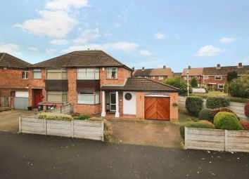Thumbnail 3 bedroom semi-detached house for sale in Lords Street, Cadishead, Manchester