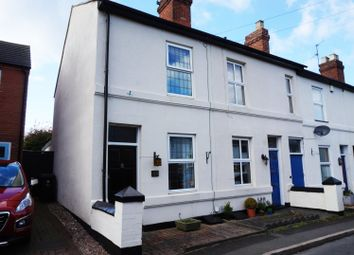 Thumbnail 2 bedroom end terrace house to rent in Nursery Walk, Tettenhall, Wolverhampton