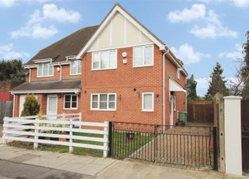 Thumbnail 3 bed semi-detached house for sale in The Larches, Hillingdon