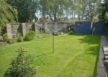 Thumbnail 4 bed semi-detached house for sale in Buckingham Road, Swindon